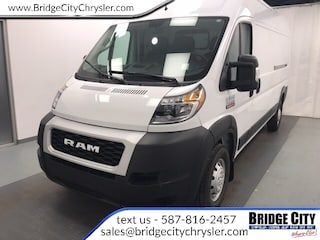 2019 Ram ProMaster 3500 High Roof 159 in. WB- Back-up Cam- Bluetooth! Van Cargo Van