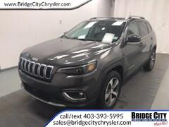 2019 Jeep New Cherokee Limited- NAV-Sirius Guardian-Power Liftgate-Sunroo SUV