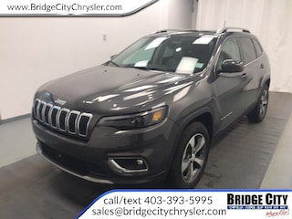 2019 Jeep New Cherokee Limited- NAV-Sirius Guardian-Power Liftgate-Sunroof! SUV