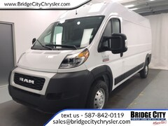 2019 Ram ProMaster 3500 High Roof 159 in. WB- Back-up Cam- Cruise Control! Van Cargo Van