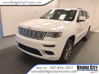 2020 Jeep Grand Cherokee Summit-HEMI V8- Signature Leather- Blind-spot! SUV V-8 cyl