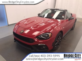 2019 FIAT 124 Spider Abarth- Back Up Camera, Navigation Convertible