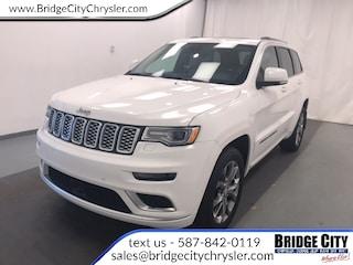 2019 Jeep Grand Cherokee Summit 4x4 SUV V-8 cyl