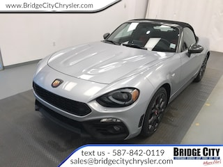 2019 FIAT 124 Spider Abarth- Leather- NAV- Blind-spot! Convertible