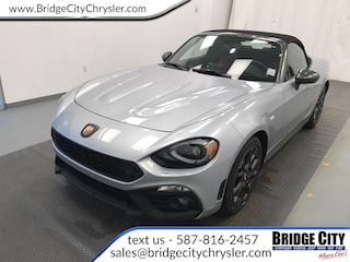 2019 FIAT 124 Spider Abarth- Leather- GPS Navigation- Blind-spot! Convertible