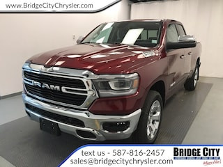 2019 Ram All-New 1500 Big Horn- Heated Seats- Trailer Tow- LED Lights! Truck Quad Cab
