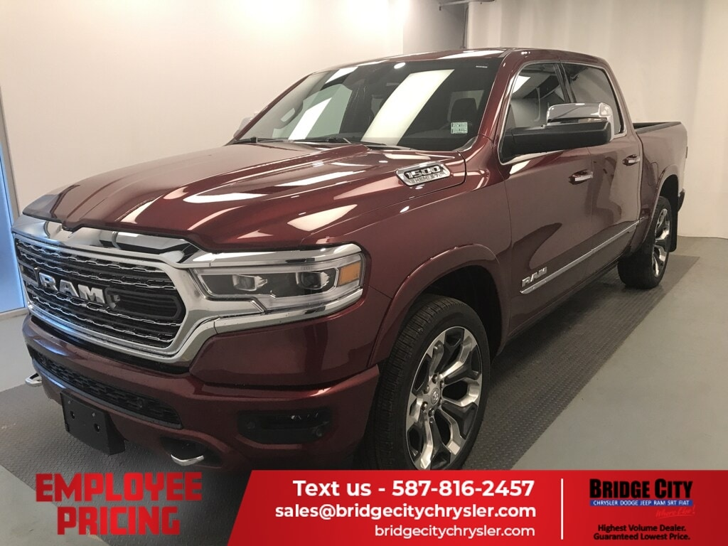 2019 Ram All-New 1500 Limited- EMPLOYEE PRICE! Air Ride- 12