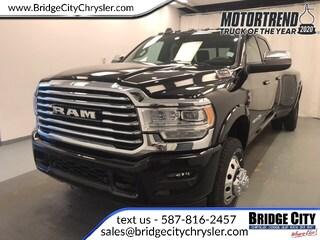 2020 Ram 3500 Laramie Longhorn- Dually HO AISIN- NAV- Air Ride! Truck Crew Cab