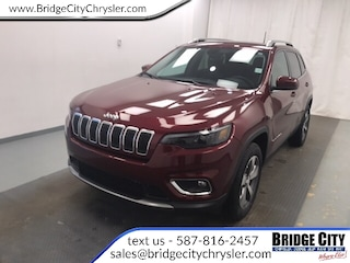 2020 Jeep Cherokee Limited- Leather Heated Seats- Remote Start, Trail SUV