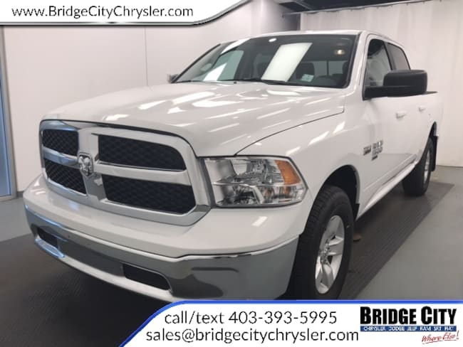 2019 Ram 1500 Classic SLT- Back Up Camera, BlueTooth Truck Crew Cab