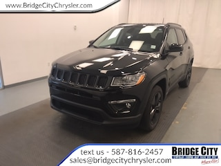 2020 Jeep Compass Altitude- 8.4