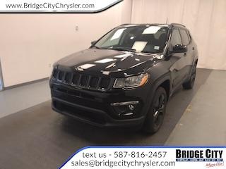 2020 Jeep Compass Altitude- NAV- Back-up Camera- Remote Start SUV