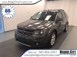 2014 Dodge Journey R/T AWD - Leather Nav DVD SUV
