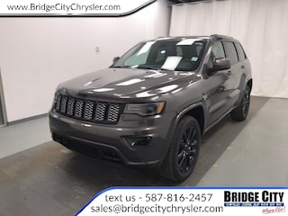 2020 Jeep Grand Cherokee Altitude- NAV- Blind-spot- Power Sunroof! SUV
