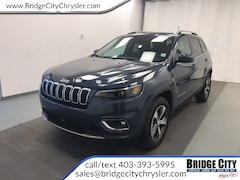 2019 Jeep New Cherokee Limited- Trailer Tow, NAV, Tech Group! SUV