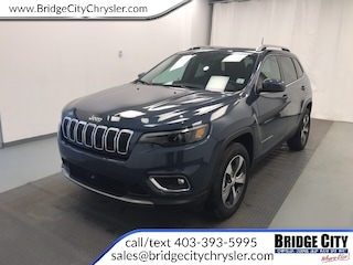 2019 Jeep New Cherokee Limited- Trailer Tow, NAV, Tech Group! SUV