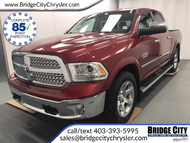 2015 Ram 1500 Laramie *EcoDiesel and Air Ride* Crew Cab