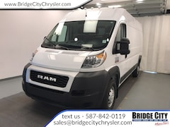 2019 Ram ProMaster 3500 High Roof 159 in. WB- Bluetooth- Back-up Camera! Van Cargo Van