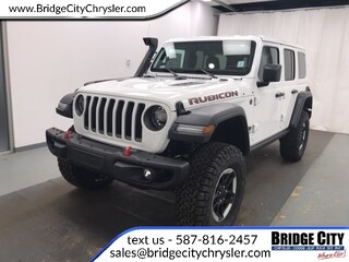2020 Jeep Wrangler Unlimited Rubicon V6- Leather- Lift-35's! SUV