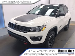2019 Jeep Compass Trailhawk- Leather, Nav, Trailer Tow! SUV