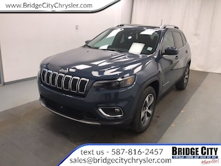 2020 Jeep Cherokee Limited- NAV- Tech group- Trailer Tow! SUV