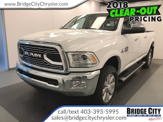 2018 Ram 2500 Laramie Longhorn- NAV - Cummins Diesel! Truck Crew Cab