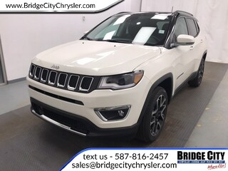 2020 Jeep Compass Limited- NAV- Adv Safety- Trailer Tow! SUV