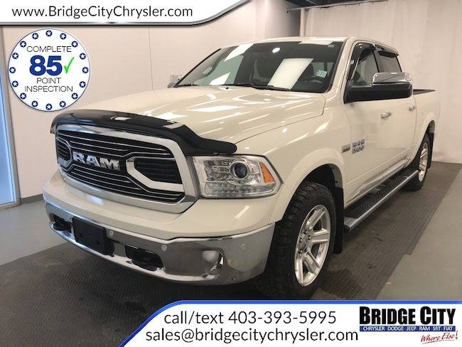 2016 Ram 1500 Limited- One Owner, Bought and Serviced Here! Crew Cab