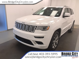 2019 Jeep Grand Cherokee Summit Hemi, Signature Leather Package *DEMO* SUV V-8 cyl