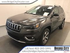2019 Jeep New Cherokee Limited- Leather- Back-up Camera- Remote Start! SUV
