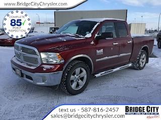 2014 Ram 1500 SLT! - Sold New at Bridge City! - Heated seats! Truck Quad Cab