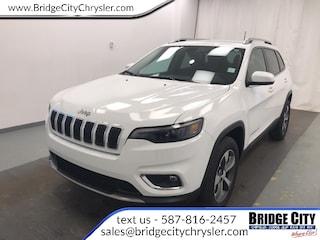 2020 Jeep Cherokee Limited- Bucket Seats- Trailer Tow- 8.4