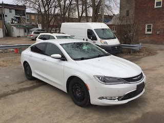 2015 Chrysler 200 C SAFTEY TECH/ AWD/ NAVIGATION Sedan