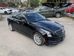 2018 CADILLAC ATS 2.0L Turbo Base LEATHER/ HEATED SEATS  Sedan