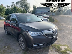 2014 Acura MDX Navigation Package HEATED LEATHER SEATS/ SUNROOF SUV