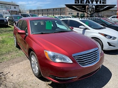 2012 Chrysler 200 LX BLUETOOTH/ SIRIUSXM/ KEYLESS ENTRY Sedan