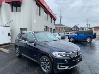 2015 BMW X5 xDrive50i SUNROOF/ LEATHER/ NAV SAV