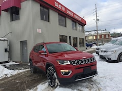 2018 Jeep Compass Limited SAFTEY GROUP/ BLUETOOTH/ NAV/ 4X4 SUV