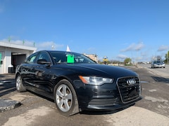 2013 Audi A6 2.0T Premium (Tiptronic) (STD is Estimated) Sedan