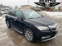 2015 Acura MDX Navigation Package/ BACKUP CAM/ LEATHER SUV