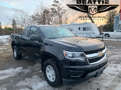 2019 Chevrolet Colorado WT ONE OWNER LOCAL TRADE/ BLUETOOTH  Truck Extended Cab