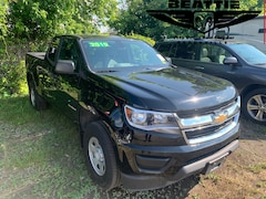2019 Chevrolet Colorado WORK TRUCK LOW KM/ CLEAN HISTORY  Truck Extended Cab