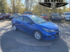 2016 Chevrolet Cruze LT Auto HEATED SEATS/ BLUETOOTH/ KEYLESS ENTRY Sedan