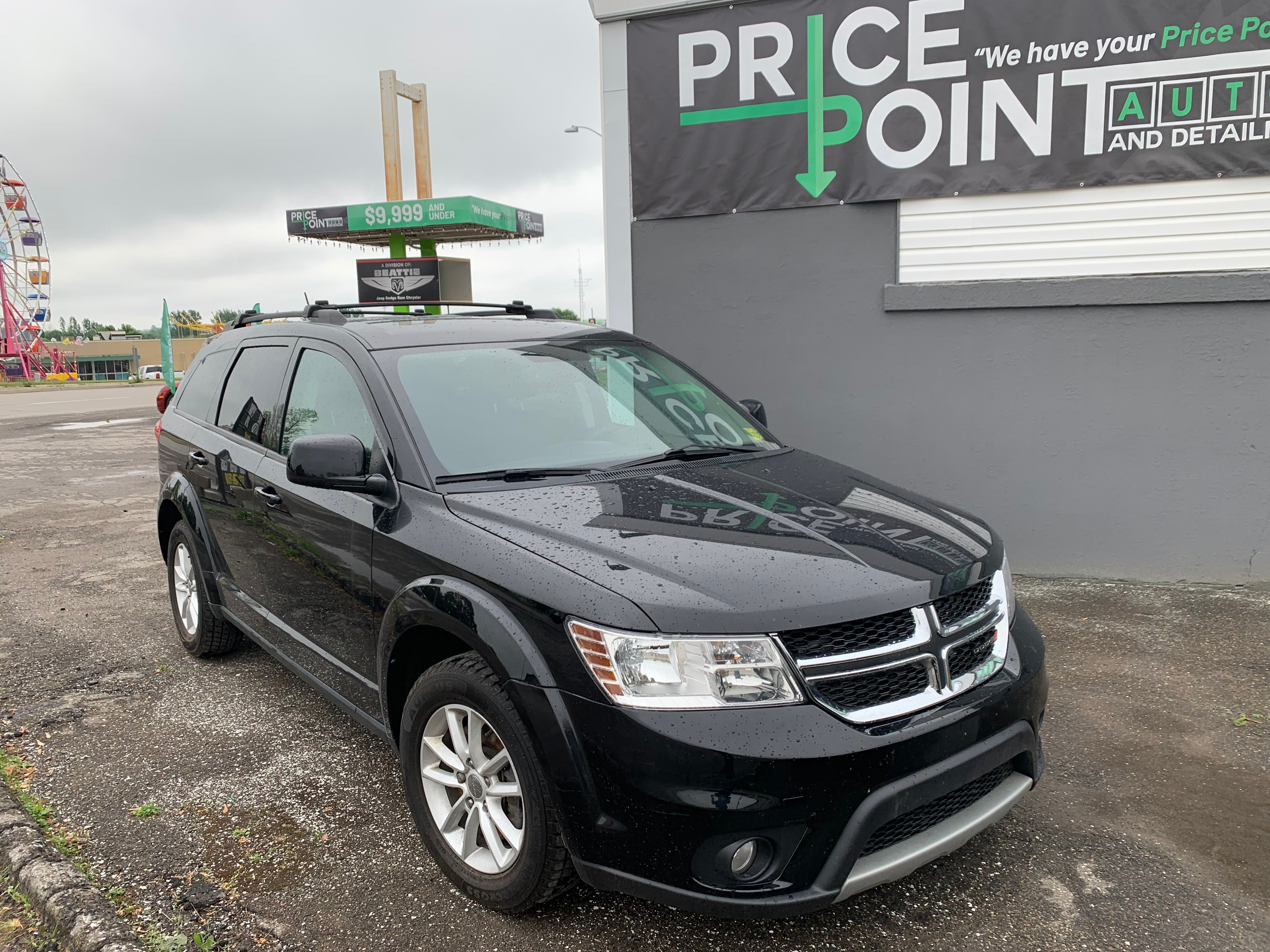 Used Cars For Sale By Private Owner Under 1500 >> Used 2016 Dodge Journey For Sale At Beattie Dodge Chrysler Jeep Ltd Vin 3c4pdccb9gt182571