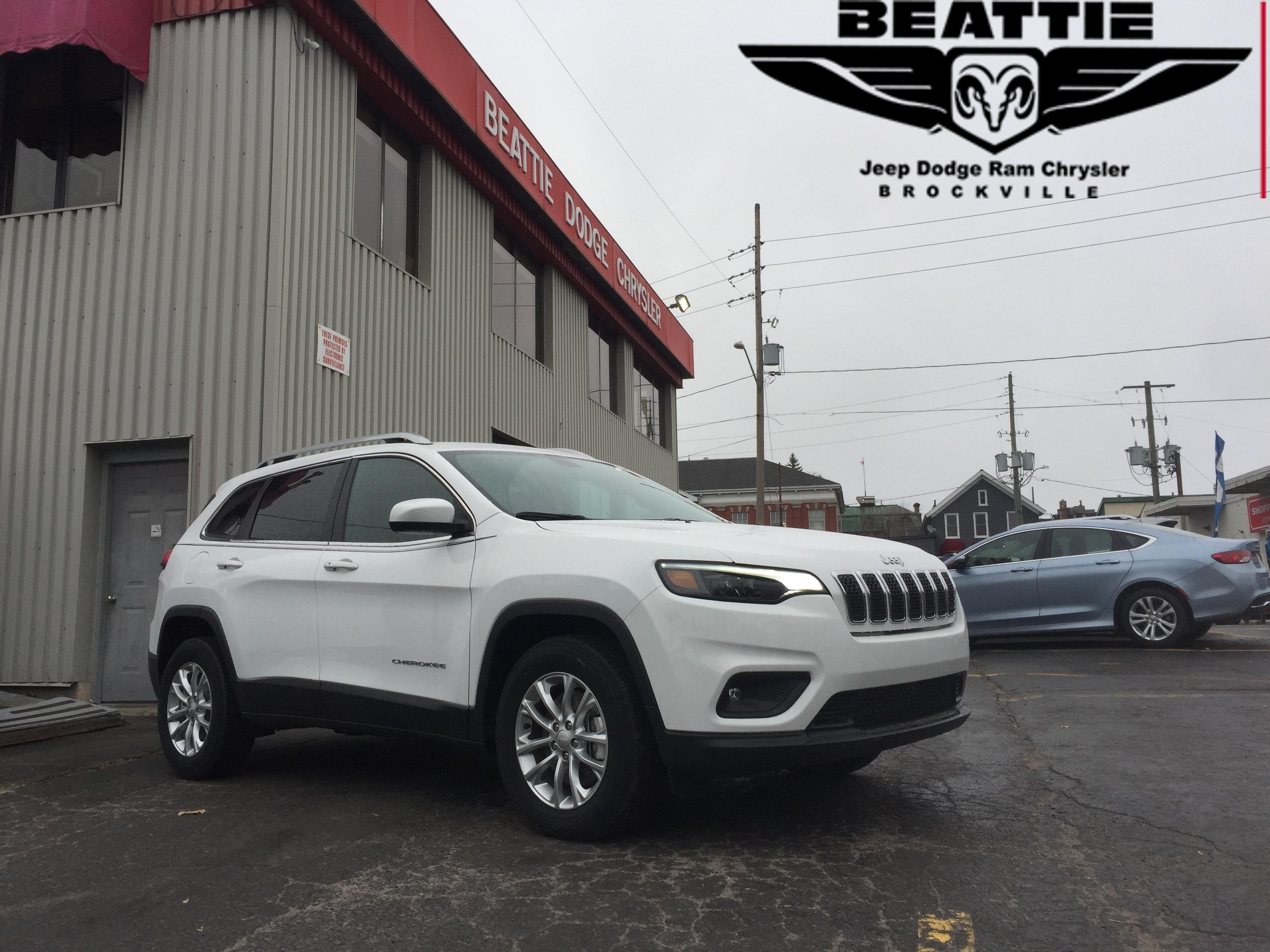 2019 Jeep Cherokee North BLUETOOTH/ HEATED SEATS/ REMOTE START SUV