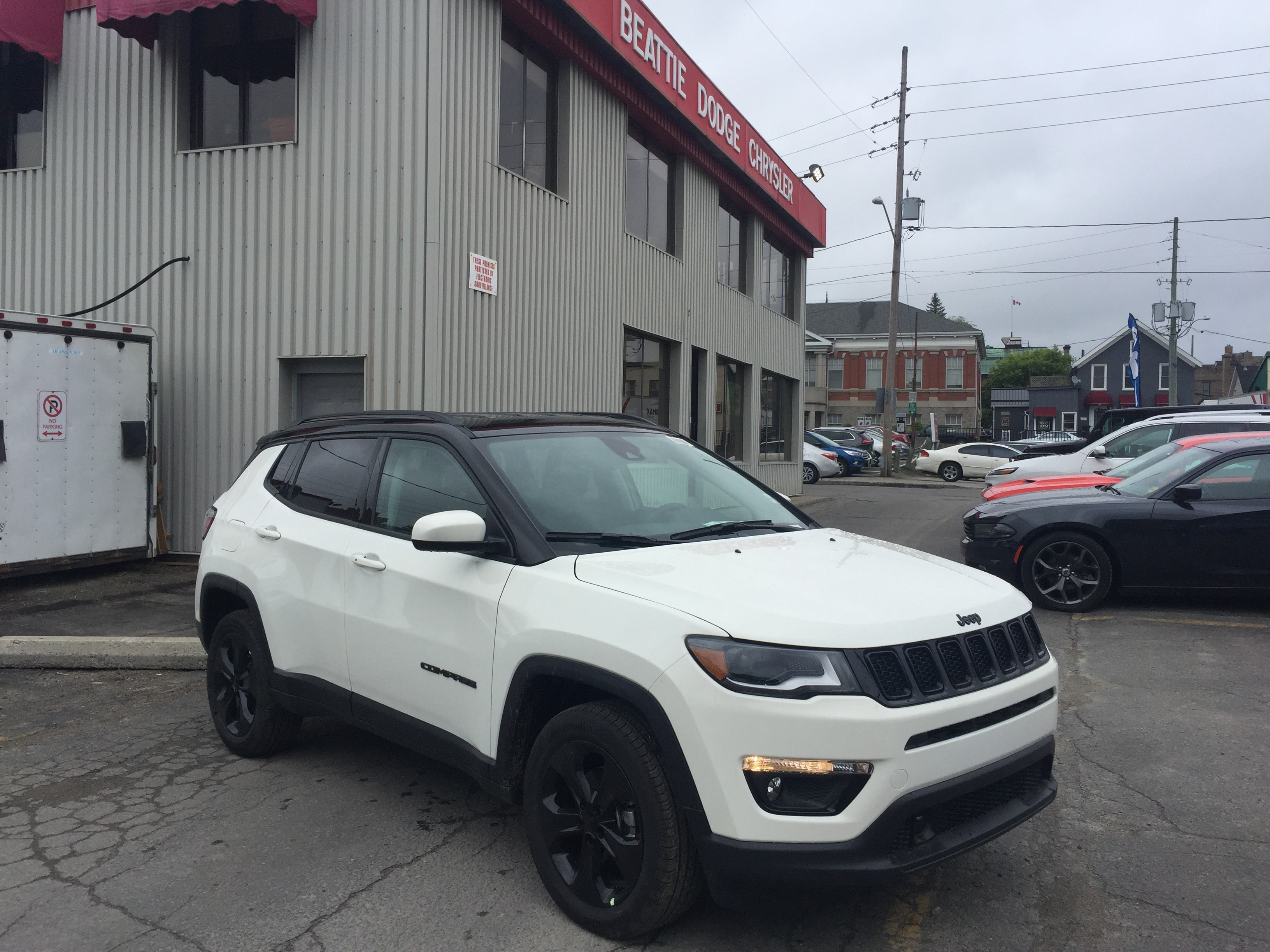 2018 Jeep Compass Altitude SAFETY GROUP/ REMOTE START/ LEATHER SUV