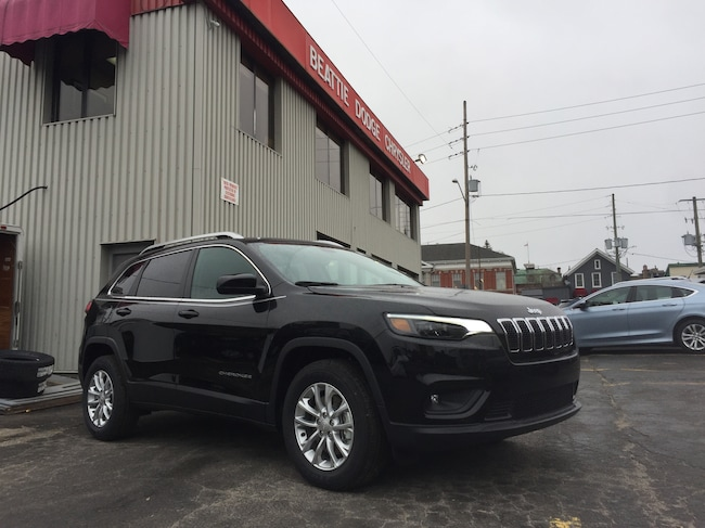 2019 Jeep New Cherokee North REMOTE START/ HEATED GROUP/ CAMERA SUV