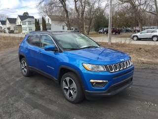 2018 Jeep Compass North BLUETOOTH/ LEATHER/ HEATED SEATS SUV