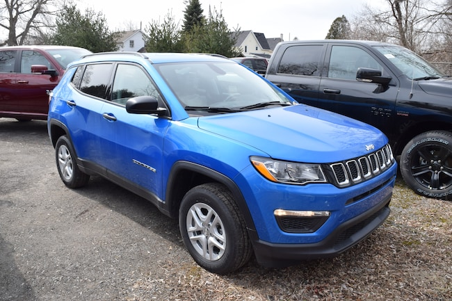 2018 Jeep Compass Sport 4x4/ BLUETOOTH/ CAMERA SUV