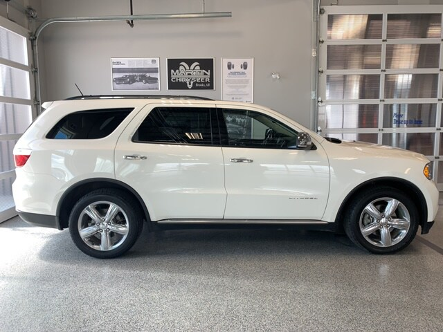 Used 2011 Dodge Durango For Sale at Martin Chrysler Ltd
